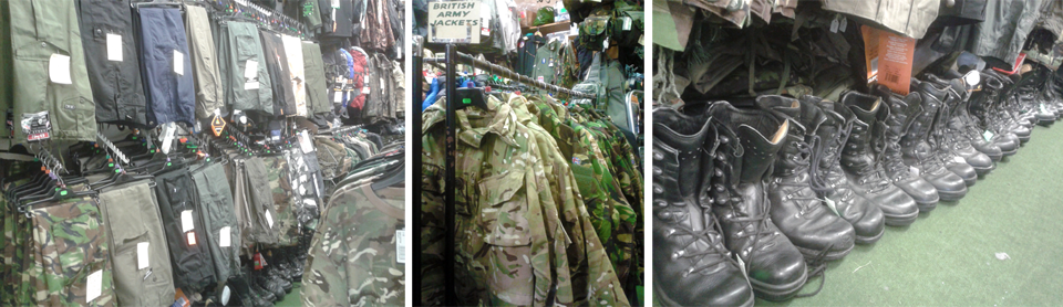 Army Surplus Clothing And Boots Surrey Parkas Jackets Ranger -> Source